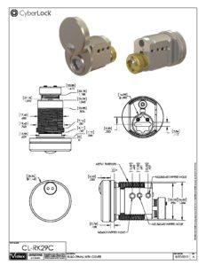 CL-RK29C Spec Sheet PDF