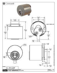 CL-RND29 Spec Sheet PDF