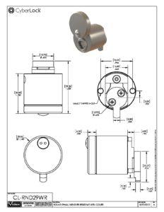 CL-RND29WR Spec Sheet PDF