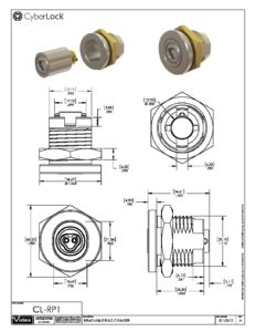 CL-RP1 Spec Sheet PDF