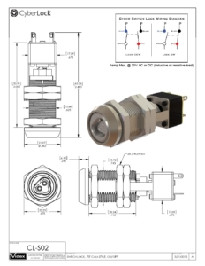 CL-S02 Spec Sheet PDF