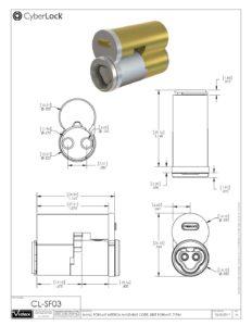 CL-SF03 Spec Sheet PDF