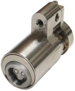 CyberLock CL-SH32 Cylinder, Swiss Round Half Format