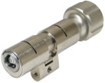 CyberLock CL-SK3232 Cylinder, Swiss Round with Knob