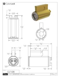 CLT-530 Spec Sheet PDF