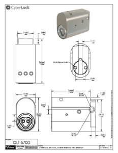 CLT-570D Spec Sheet PDF