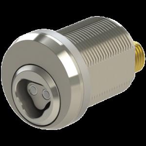 CyberLock CLT-C19N Cylinder, Cam Lock with Tamper Plug