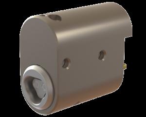 CyberLock CLTX-PL5WRD Cylinder, Anchor Lås Padlock, Drill-Resistant