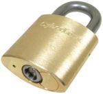 CyberLock PL-01KR Padlock Wilson Bohannon, Key-Retaining