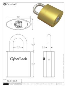 PL-01KR-A Spec Sheet PDF