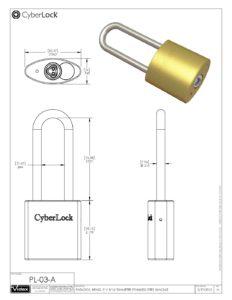 PL-03-A Spec Sheet PDF