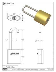 PL-03KR-A Spec Sheet PDF