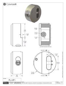 PL-HP1 Spec Sheet PDF