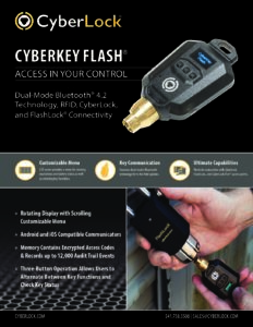 CK-FLASH Spec Sheet PDF