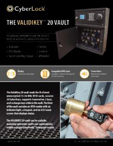 CKV-V20 Spec Sheet PDF
