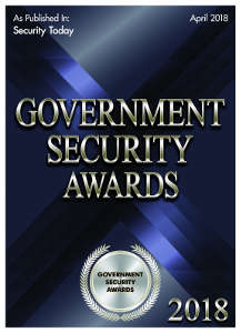 Government Security Awards