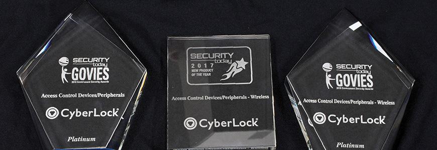 CyberLock Awards & Milestones