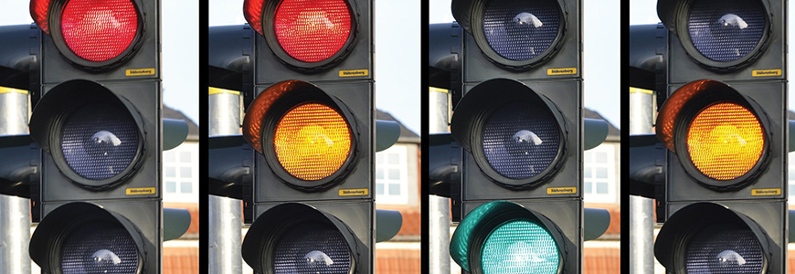 CyberLock Applications for Traffic Control