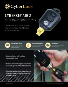 CK-AIR2 Spec Sheet PDF