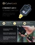 CK-AIR2 Marketing Sheet