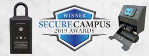 FlashBox and ValidiKey 2 Plus Secure Campus Award Winners