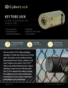 CLT-KT1 Spec Sheet PDF