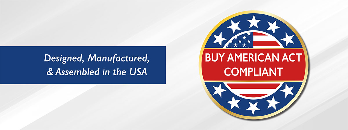 CyberLock - Designed, Manufactured & Assembled in the USA - Buy American Act Compliant