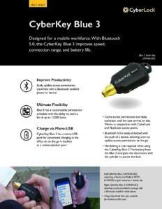CK-BLUE3 Spec Sheet PDF