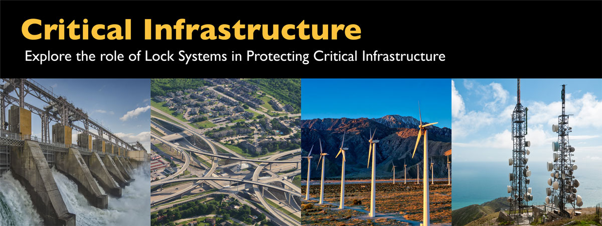 Explore the role of Lock Systems in Protecting Critical Infrastructure