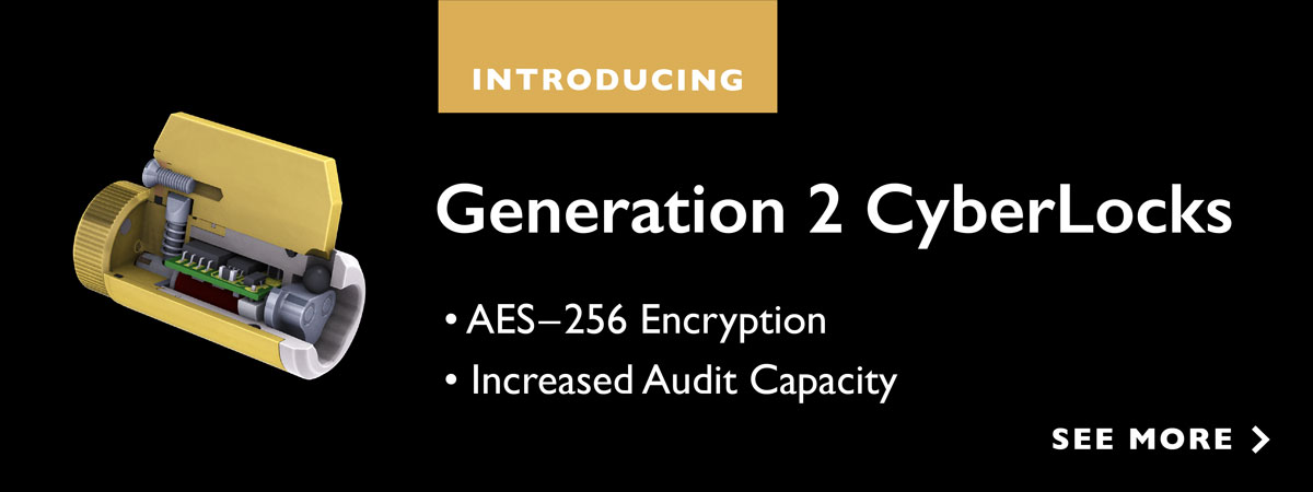 Introducing Gen. 2 CyberLocks