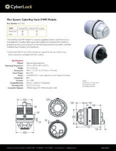 FS-CV02 Spec Sheet PDF